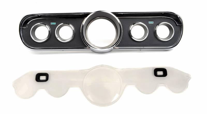download Mustang GT Instrument Bezel with Black Plastic Camera Case Finish workshop manual