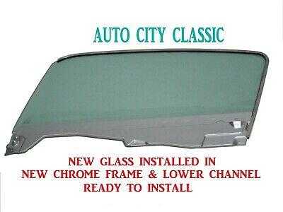 download Mustang Hardtop Door Glass Frame Kit Left workshop manual