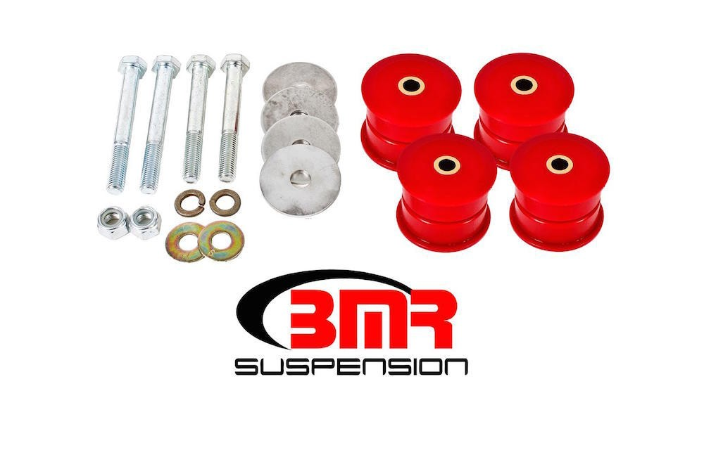 download Mustang Polyurethane Suspension Bushing Kit 5.0L V8 workshop manual
