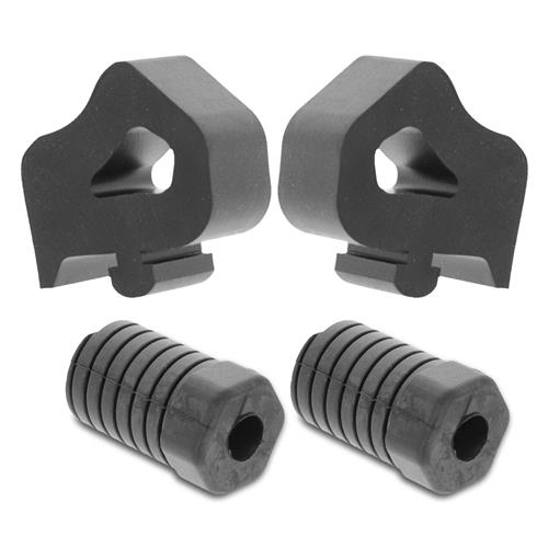 download Mustang Rear Bumper Insulator Set 4 Pieces workshop manual