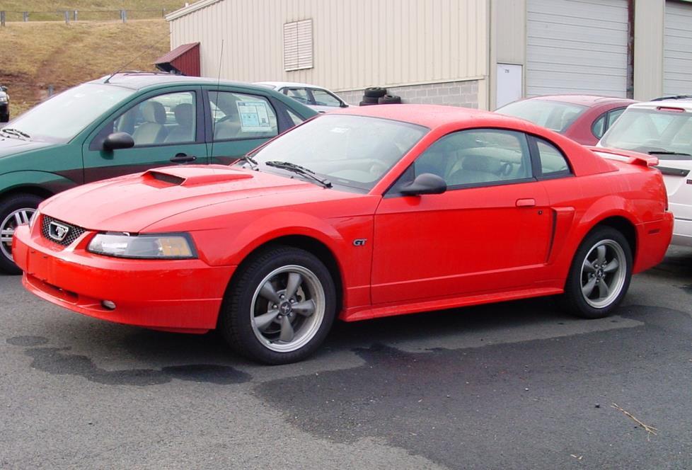 download Mustang Shopon CD workshop manual