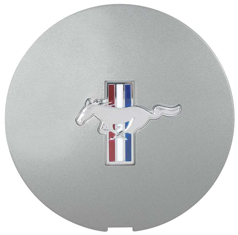 download Mustang Wheel Cover Spinner Center with Chrome Running Horse workshop manual