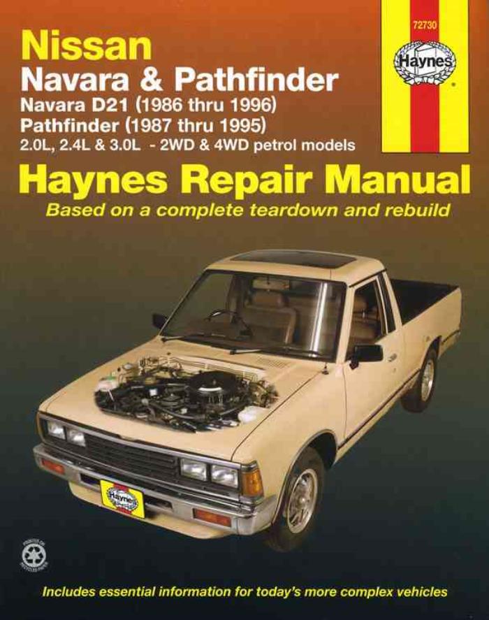 download Navara D 21 workshop manual