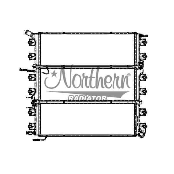 download Navistar LoneStar Radiator Cooling System workshop manual