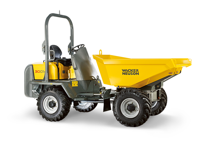 download Neuson Dumper 3001 able workshop manual