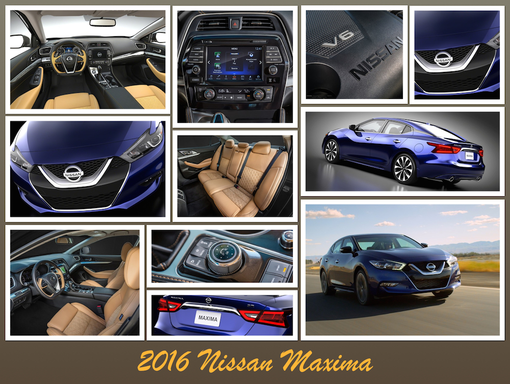 download Nissan Maxima workshop manual