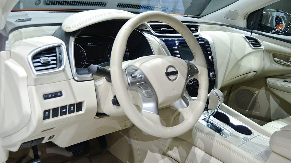 download Nissan Murano workshop manual