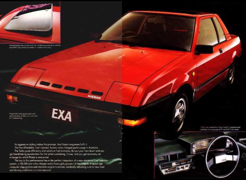 download Nissan Pulsar NX workshop manual