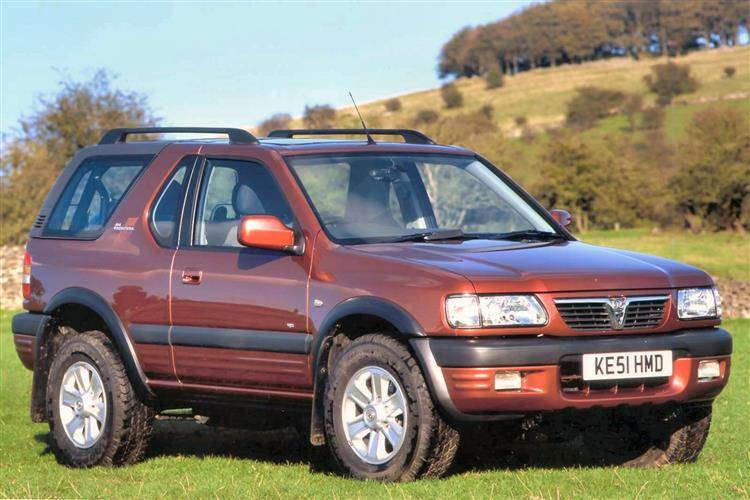 download OPEL FRONTERA able workshop manual