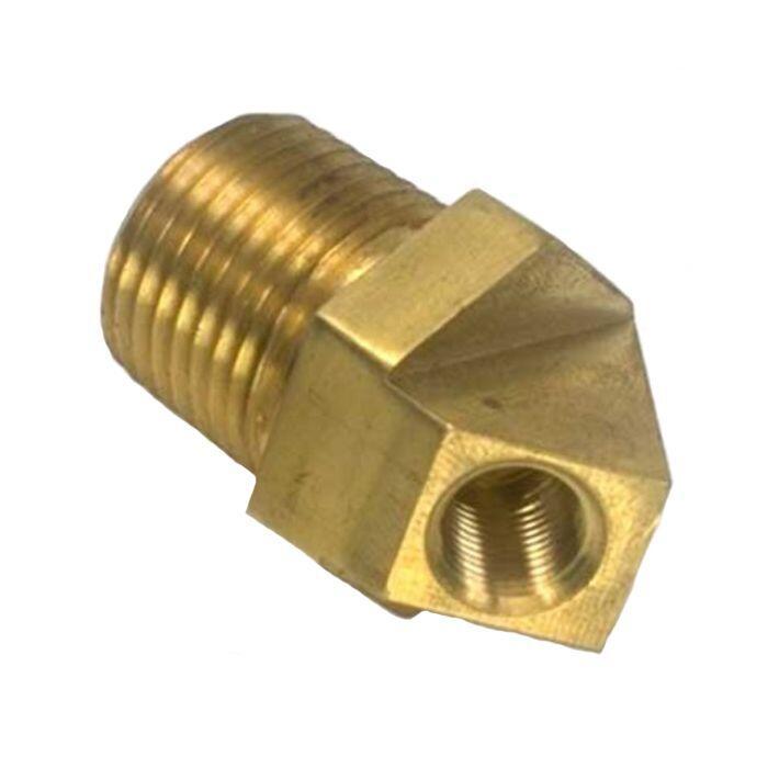 download Oil Pressure Gauge Oil Line Adaptor Fitting 396 375hp 69 workshop manual
