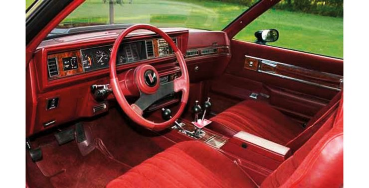download Oldsmobile Cutlass workshop manual