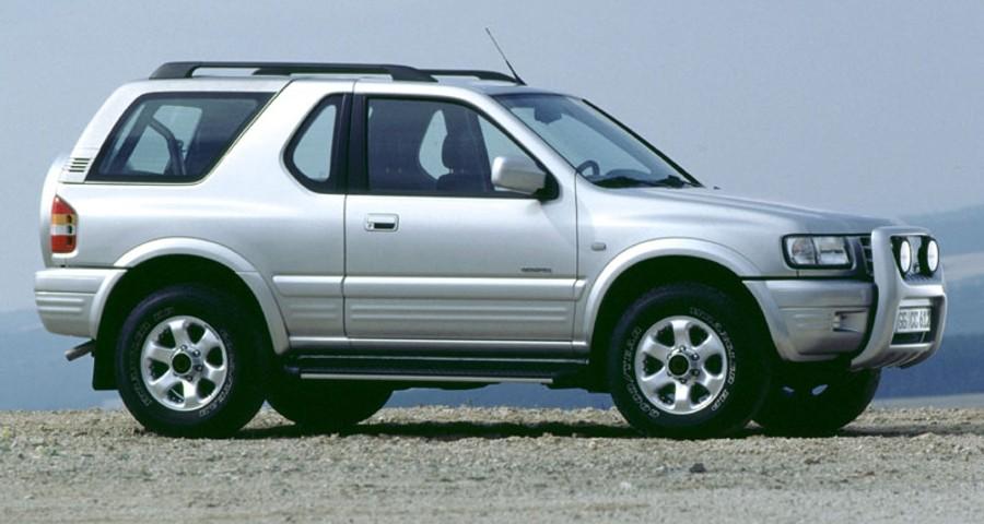 download Opel Frontera workshop manual