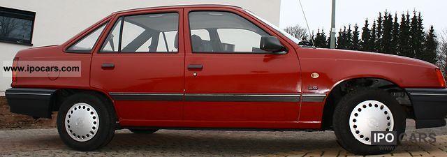 download Opel Kadett E workshop manual