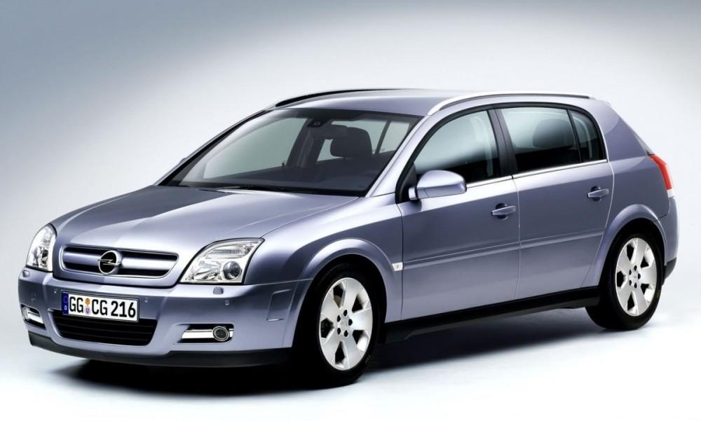 download Opel Signum workshop manual