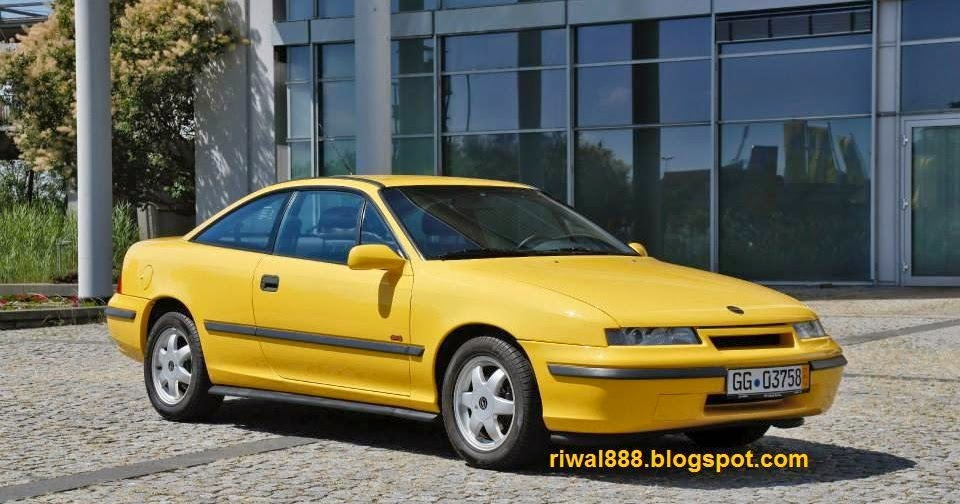download Opel Vectra Calibra able workshop manual