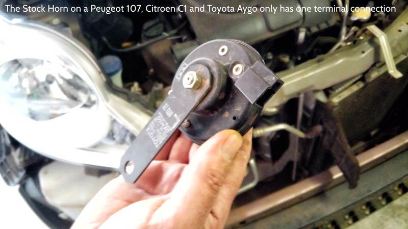 download PEUGEOT 107 workshop manual