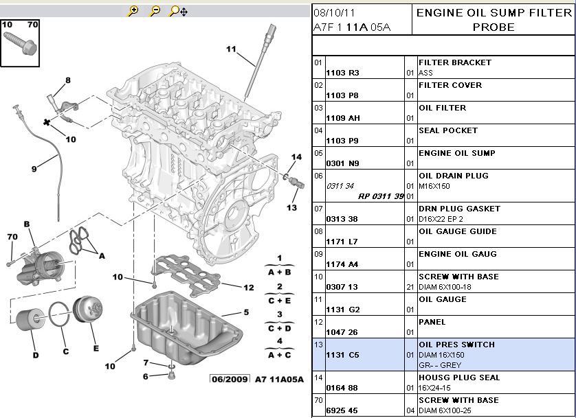 download PEUGEOT 207 workshop manual