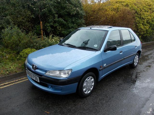 download PEUGEOT 306 workshop manual