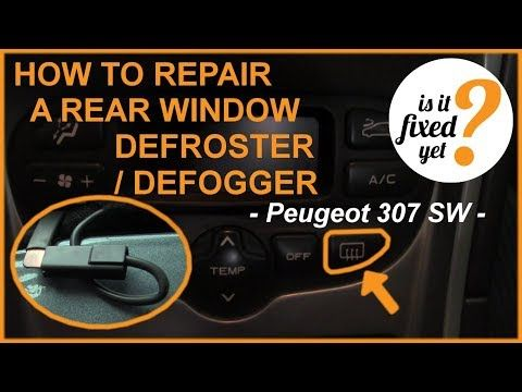 download PEUGEOT 307 workshop manual
