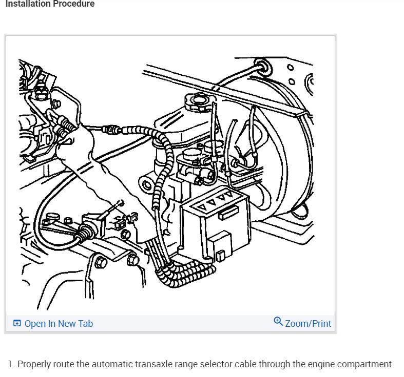 download PONTIAC MONTANA workshop manual