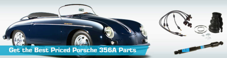 download PORSCHE 356 356A Parts workshop manual