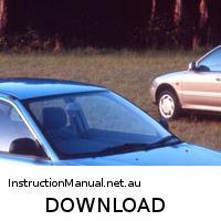 download PROTON PERSONA WIRA Engine workshop manual
