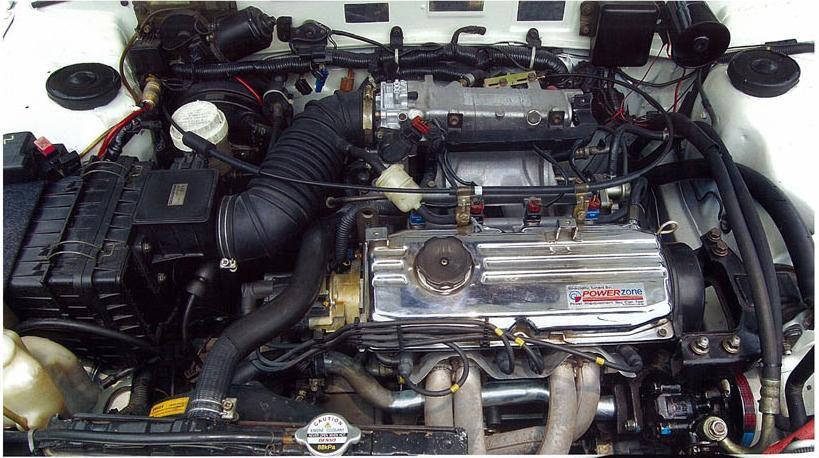 download PROTON WIRA PERSONA Engine workshop manual
