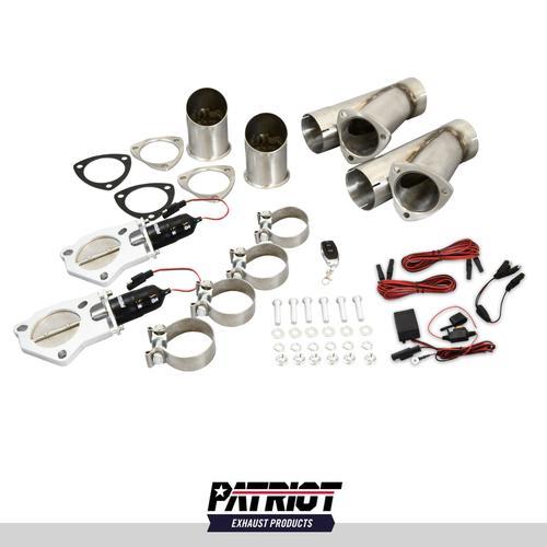 download Patriot Exhaust Cutout 3.0 Dual System workshop manual