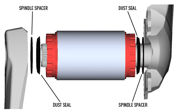 download Pedal Arm Seals workshop manual