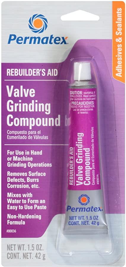 download Permatex Valve Grinding Compound 1.5 Oz. Tube workshop manual