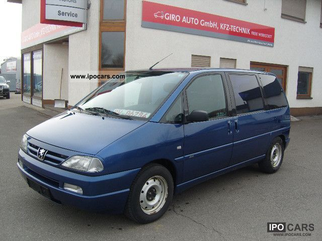 download Peugeot 806 3.0i V6 S24 workshop manual