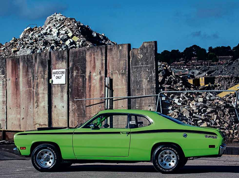 download Plymouth Duster to workshop manual