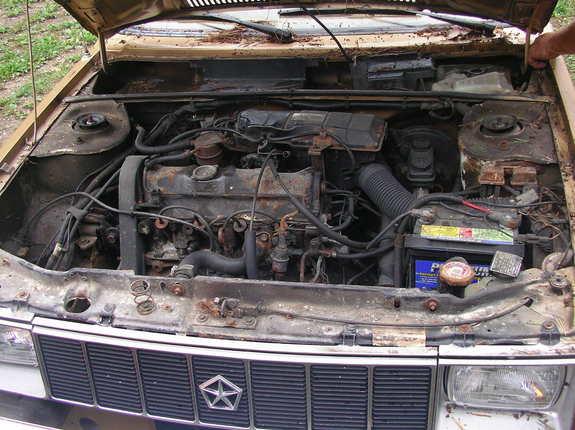 download Plymouth Horizon workshop manual