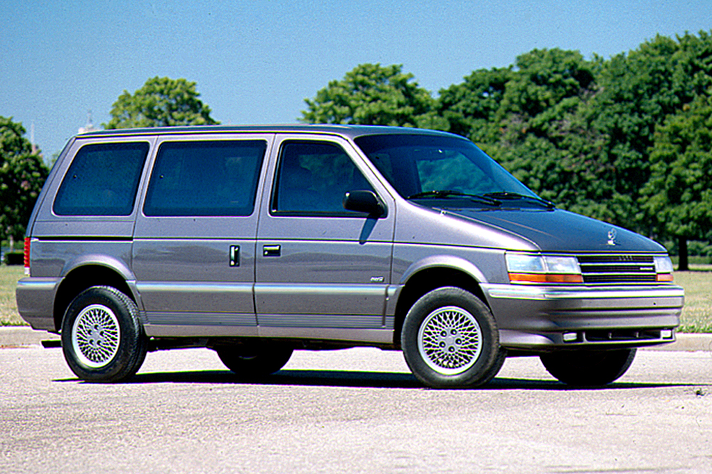 download Plymouth Voyager workshop manual