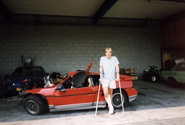 download Pontiac Fiero workshop manual