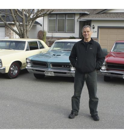 download Pontiac GTO workshop manual
