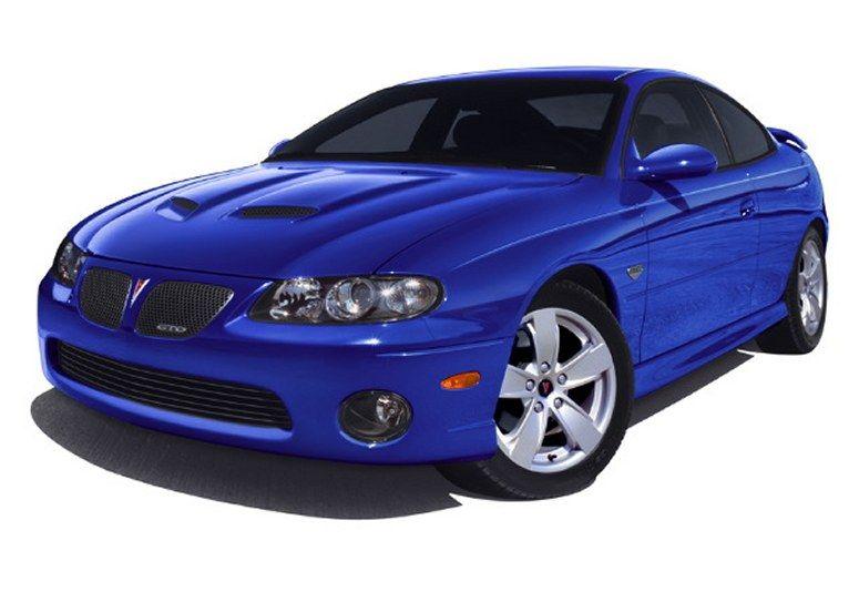 download Pontiac Impulse workshop manual