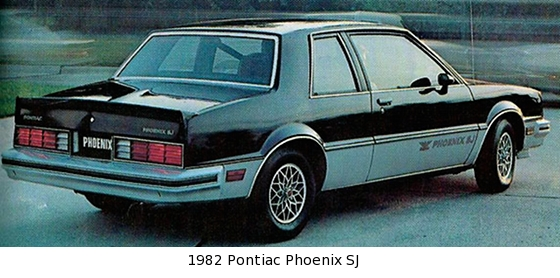 download Pontiac Phoenix workshop manual