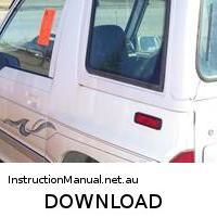 download Pontiac Sun Runner workshop manual