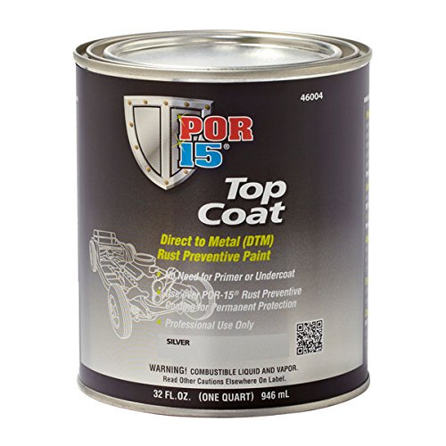 download Por 15 r Rust Paint Silver Gallon workshop manual