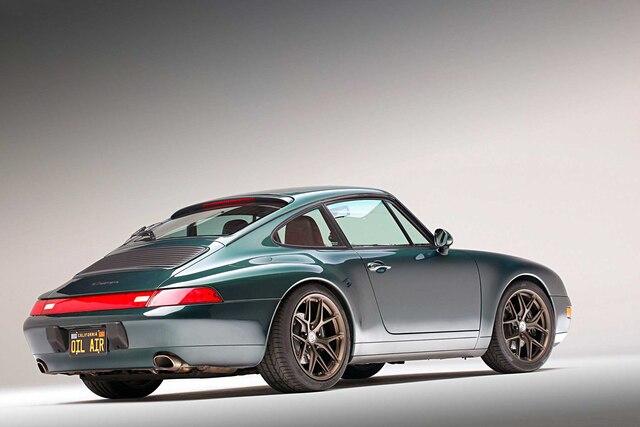 download Porsche 911 Carrera 993 workshop manual