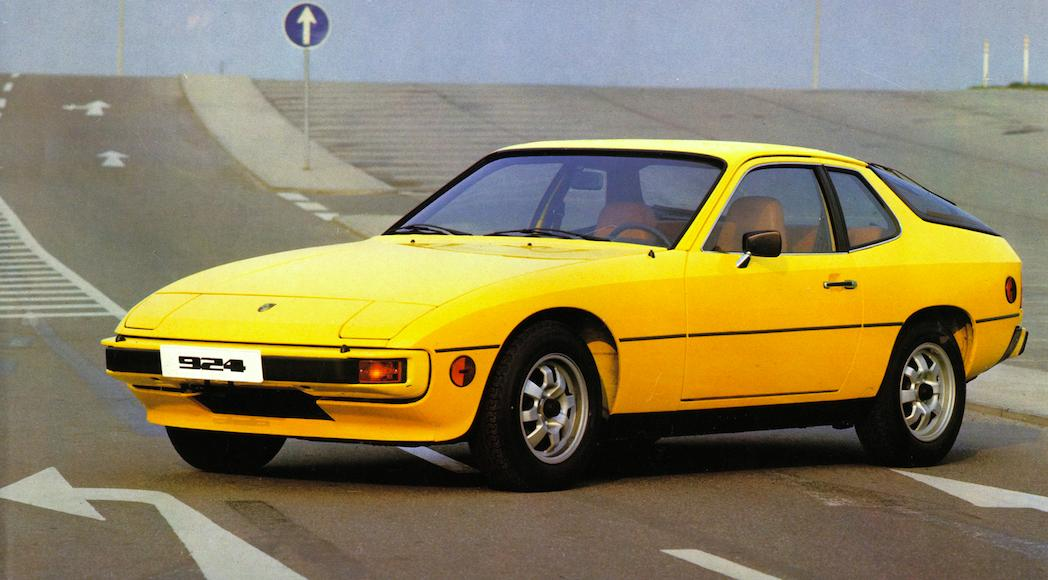 download Porsche 924 workshop manual