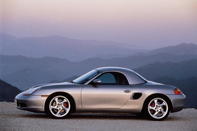 download Porsche 986 Boxster BoxsterS USERable workshop manual