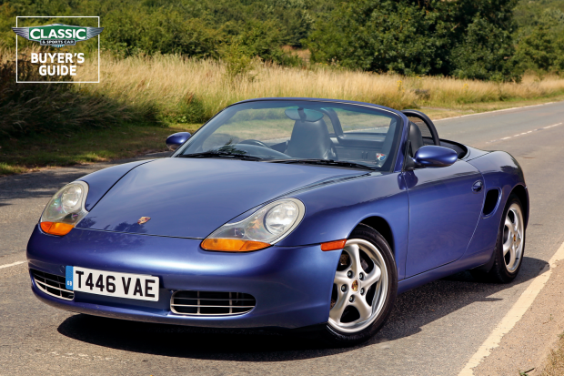 download Porsche Boxster Boxster S Type 986 workshop manual