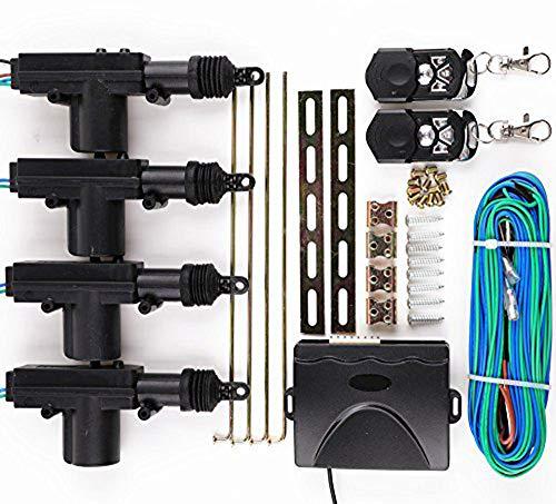 download Power Door Lock Kit Two Door With Remote workshop manual