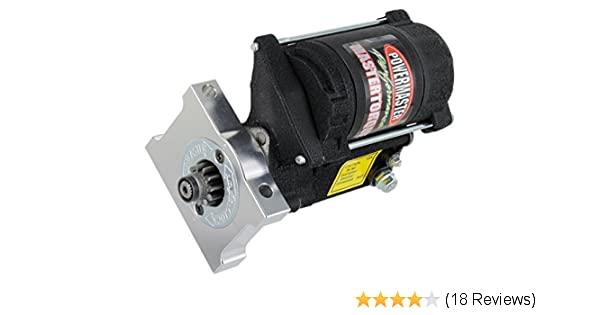 download Powermaster Mastertorque 180 Ft. Lb. Starter V8 with 3 Speed or 4 Speed Transmission workshop manual