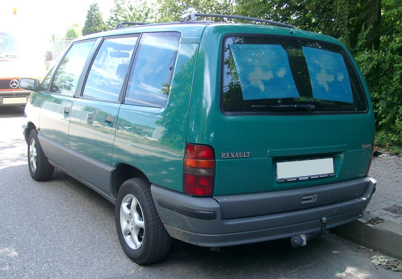 download Renault Espace workshop manual