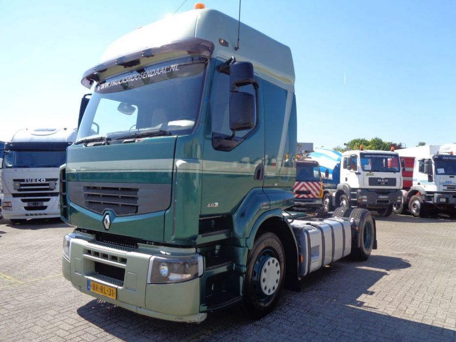 download RENAULT MAGNUM DXI 440 480 Truck LORRY WAGON workshop manual