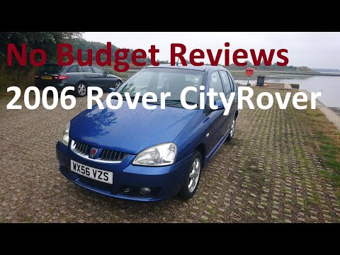 download Rover CityRover workshop manual