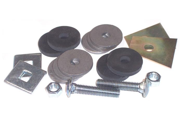 download Radiator Support Mounting Bushing Hardware Set 72 workshop manual
